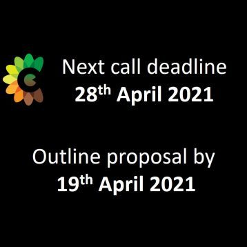 Project Awards next call